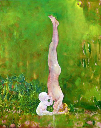 Nicolás Fernández paintings